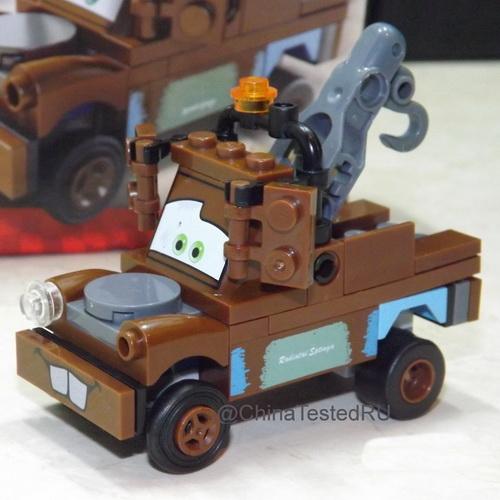 машинка эвакуатор
