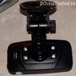 Full HD видеорегистратор GS8000L + Glass Lens (Novatek)