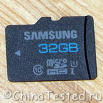 Карта памяти SAMSUNG micro SDHC 32Гб class 10