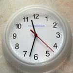 Настенные круглые часы, дизайн IKEA. Обзор и реальные фото.
