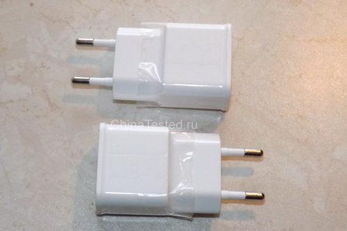 сетевое зарядное устройство usb
