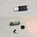 Обзор двух USB флешек WANSENDA с Алиэкспресс