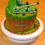 Секреты кондитера: поворотный столик для торта с Алиэкспресс