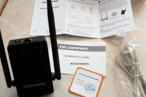 репитер COMFAST CF-WR302S