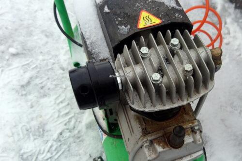 компрессор ЭКО с металлическим фильтром