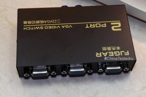 VGA разъёмы