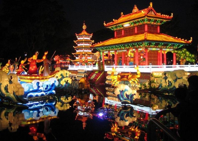 Праздники в китае
