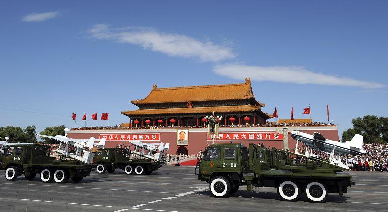 День образования КНР Праздники в китае