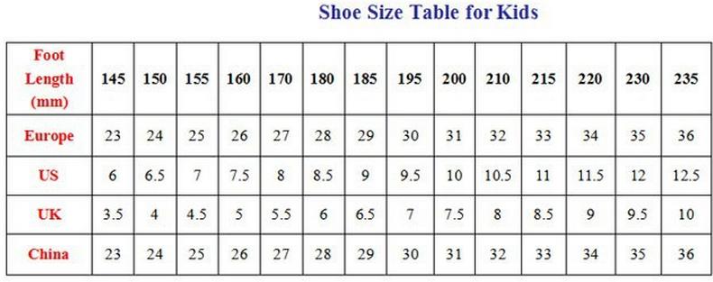 Расшифровка размеров обуви в алиэкспресс