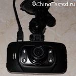 GS8000L автомобильный видеорегистратор Full HD Новатэк