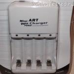 Зарядное устройство для пальчиковых аккумуляторов АА/ААА