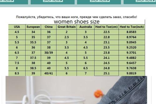 размеры обуви Алиэкпресс на Chinatested.ru