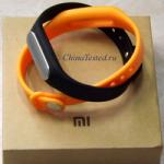 Фитнес браслет Xiaomi Mi Band: обзор и опыт использования