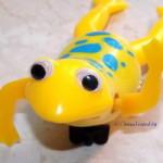 Заводная игрушка для ванной «Лягушка» — покупка с Алиэкспресс