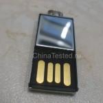 Металлическая мини флешка (usb flash) на 8Гб с Алиэкспресс