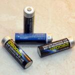 Аккумуляторы Sofirn — заряжаемые пальчиковые батарейки АА